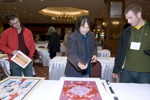 ARTexchange at the 2008 Annual Conference in Dallas-Fort Worth (photograph by Teresa Rafidi)