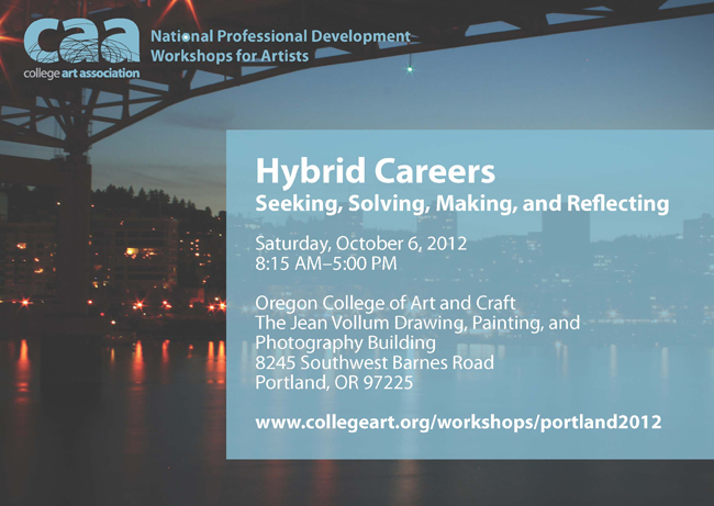 CAA National Professional-Development Workshop in Portland Oregon