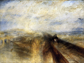 Turner Rain Steam Speed