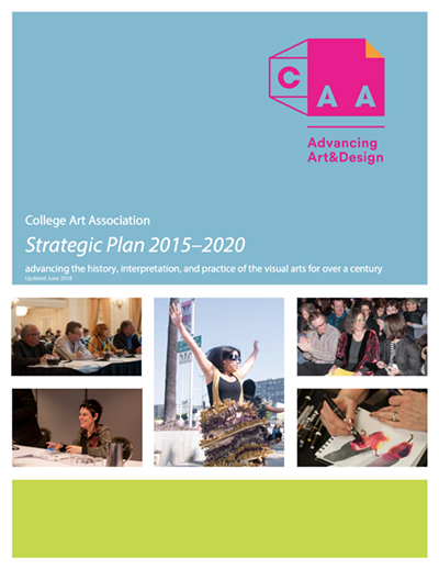 CAA 2015-2020 Strategic Plan