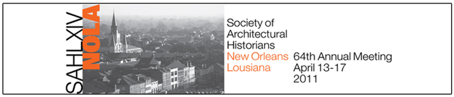 Society of Architectural Historians annual meeting