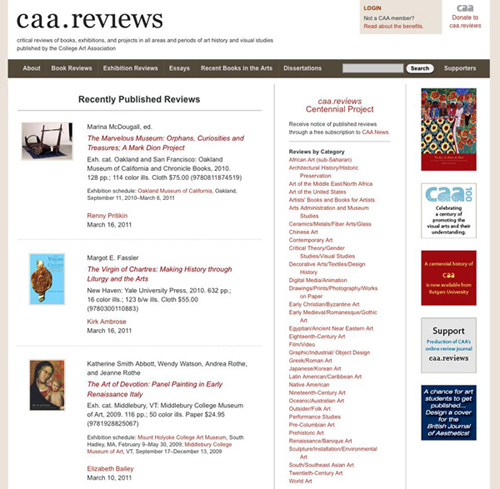Advertising in caa.reviews