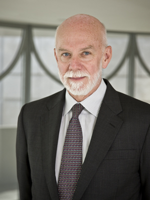 Richard Armstrong, director of the Solomon R. Guggenheim Foundat